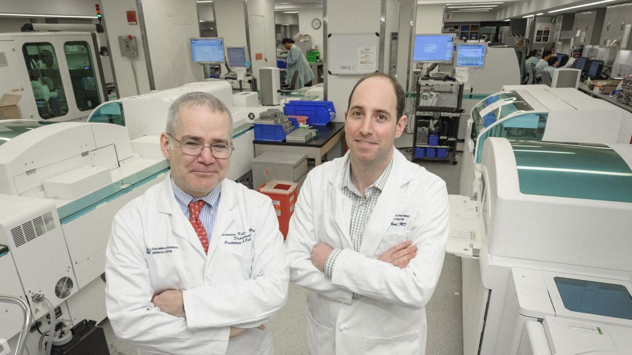 Automated Core Laboratory | Pathology